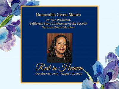 Gwen Moore RIP