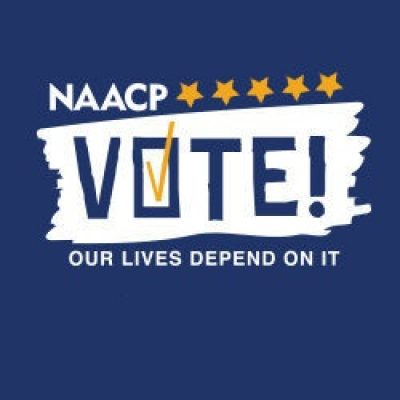 NAACP vote for your life