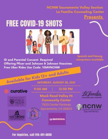 free covid-19 shots